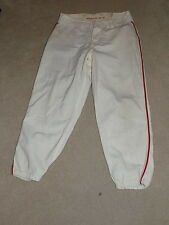Bob Gibson Game Worn Signed Flannel Pants 1969 St. Louis Cardinals HOF