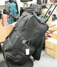 "Large  30"" Rolling Wheeled Duffel Bag Luggage 5791 FREE SHIP Wheels Duffelbag"