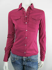Guess Overhemd Bloes Bluse Body W14H16 Top Shirt Neu XS