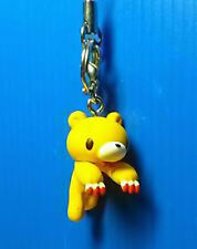 Gloomy Bear Yellow Mascot Phone Strap Anime Manga MINT