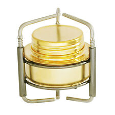 Copper Alloy Mini Spirit Burner Alcohol Stove Outdoor Stove Furnace With Stand