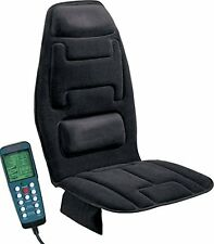 Massage Spa Chairs Cushion Heat Back Homedics Shiatsu Seat Auto Car Massager New