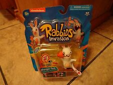 2014 UBISOFT--RAVING RABBIDS INVASION--PLUNGER FACE FIGURE (NEW)