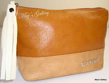 Guess Handbag Wallet Cosmetic Bag Make Up Case Purse Hand Bag Jewel NWT