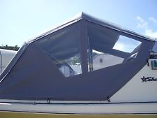 BOAT COVER CANOPY SHETLAND TYPE