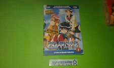 ESCAFLOWNE VOL 1 I  EPISODE 1 A 14 MANGA 3 DVD VF