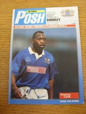09/01/1993 Peterborough United v Barnsley  . Thanks for taking the time to view