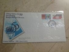 1995 Malaysia FDC- United Nations - 50th Anniversary
