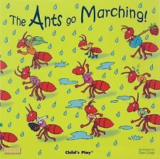 The Ants Go Marching Classic Books with Holes