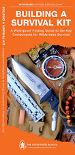 Building a Survival Kit - Prepare for Emergency Disaster Guide Bug Out Bag Book
