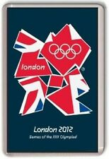 London 2012 Olympics Games logo Fridge Magnet 01
