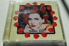 MAANAM ROZA CD Rock Pop Polish Poland self titled 1994