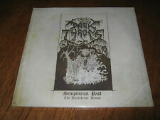 "DARKTHRONE ""Sempiternal Past"" 2 X LP nihilist mayhem autopsy"