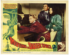 Original MUTINY IN OUTER SPACE Lobby Card (1964) #64/358 Dolores Faith
