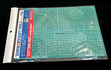 74118 Tamiya Modeling Tools Cutting Mat A4 Size Green for Tamiya Model Kit RC