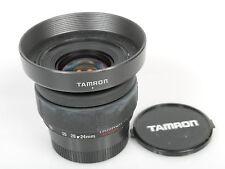 Tamron AF 3,3-5,6/24-70 MM AF Aspherical pour Minolta/sony Alpha AF avec Geli u. d