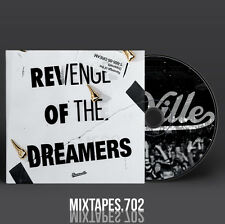 Dreamville - Revenge Of The Dreamers Mixtape (Full Artwork CD Art/Front/Back)