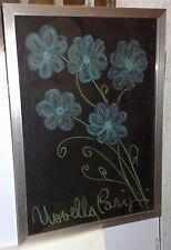Novella Parigini  fiori opera Vintage