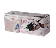 Zutter Bind-it-All V2.0 Pink Binding Machine - Binder - make memory books & more