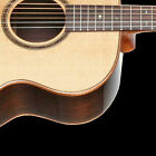 Teton STJ150ENT Jumbo Acoustic Electric Guitar & H/S Case Solid Spruce Top