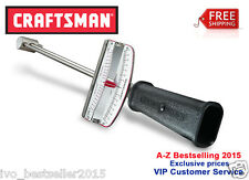 Craftsman 3/8-in. Dr. Beam Style Torque Wrench 0-75 ft. lbs Accurate Inch Metric