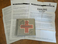 Rare Signed Darling Initiation CD with 3 Press Release Info sheets. 2000