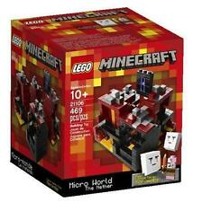 LEGO Minecraft Micro World-The Nether (21106) brand new