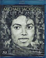 Blu Ray disc **MICHAEL JACKSON: THE LIFE OF AN ICON** di David Gest Nuovo 2011