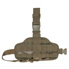 FOX MOLLE Modular Combat Drop Leg Panel - MULTICAM Camo