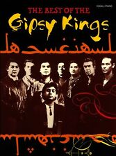 Best of THE GYPSY KINGS Piano Guitar Music Song Book