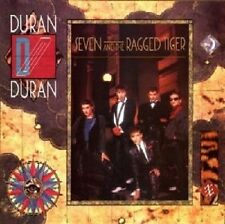 "DURAN DURAN ""SEVEN AND THE RAGGED TIGER"" CD NEUWARE"
