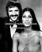 "Sonny and Cher 10"" x 8"" Photograph no 6"