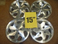 RL63 alloy wheels Original Honda 4x114,3 15""