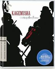 CRITERION COLLECTION: KAGEMUSHA - BLURAY - Region A - Sealed