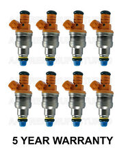 *5 YEAR WARRANTY* Genuine Bosch Set Of 8 Fuel Injectors for Ford 4.6L 5.4L 5.8L