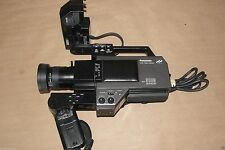PANASONIC-COLOR-STEREO VIDEO CAMERA WV 3180, NEWVICON  W/TV  ZOOM LENS
