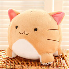 12''Cute Plush Poyopoyo Kansatsu Nikki Cat Anime Cosplay Plush Toy Doll AU