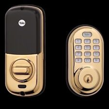 Door Lock (Yale) with Keypad