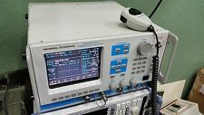 General Dynamics Motorola R2660D Communications System Analyzer R2600D Rubidium!