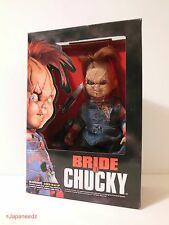 "Dream Rush Bride of Chucky Child's Play 11"" Chucky Doll Figure MIB Good Guy"