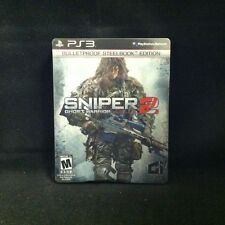 Sniper: Ghost Warrior 2 [BulletProof SteelBook Edition] (PlayStation 3) [Dented]