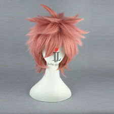 Fairy Tail Natsu Party Wig Cosplay Wigs Hot Sale New Hairpiece