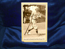 Boston Red Sox Baseball Great Harry Hooper Cabinet Card Photo1913 Vintage CDV