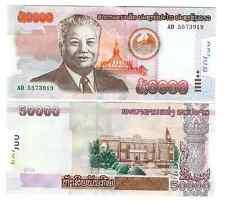 LAOS LAO 50000 50.000 KIP 2004 UNC P 37