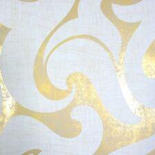 La Veneziana 2 Marburg Tapete 53142 Ornamento blanco/oro papel pintado