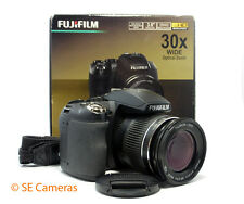 FUJIFILM FINEPIX HS10 10.3 MP DIGITAL BRIDGE CAMERA BOXED EXCELLENT