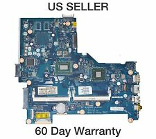 HP 250 G3 Laptop Motherboard Intel i3-3217U 1.8Ghz CPU LA-A999P ZSO50 76375