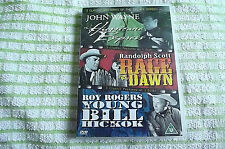3 Classic Westerns Of The Silver Screen - Vol. 5 (DVD) rare DVD/FREE P&P