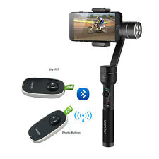 Aibird Uoplay 2 3 Axis Handheld Stabilizer w/ Remote Control for iPhone5 6 7 App