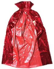 """EDS Costumes 42"""" Shiny Red Vampire Cape One Size Fits Most Halloween Dress Up"""